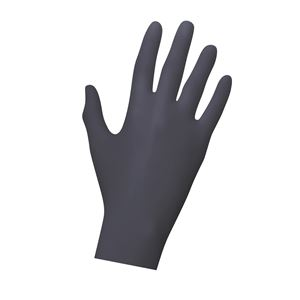 Unigloves Select Black Gloves S