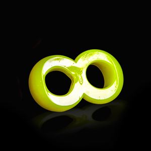 Zizi Cosmic Ring Fluo Yellow (ZZ02FLY)