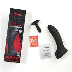 KINK The Perfect P-Spot Cock With Removable Vac-U-Lock Suction Cup (2406-01-BX)