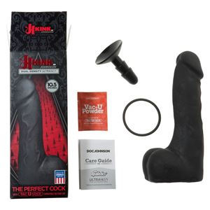 "The Perfect Cock With Removable Vac-U-Lock Suction Cup 10.5"" (2406-03-BX)"
