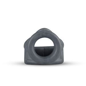 Boners Liquid Silicone 2 in 1 Ballstretcher Grey (BON021)