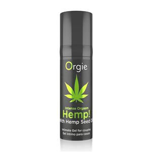 Orgie Hemp! Intense Orgasm 15 ml