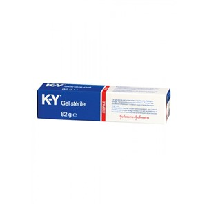 K-Y 82 g, sterile lubricating jelly