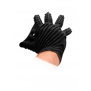 Fist-It Masturbation Glove Black (FST003BLK)