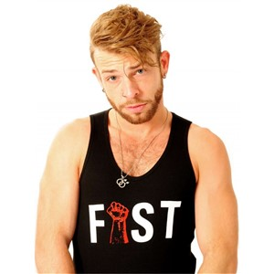 M&K Fist Tank Black XL