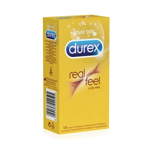 Durex Real Feel 10 pcs