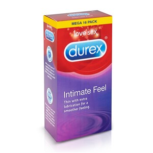 Durex Feel Intimate 18 pcs