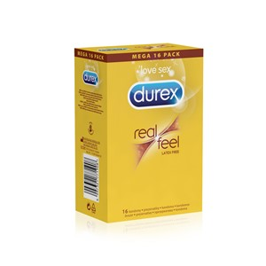 Durex Real Feel 16 pcs