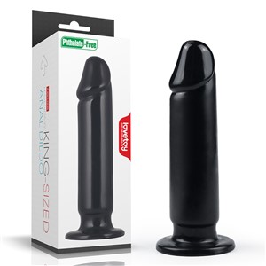 "Lovetoy King Sized Anal Dildo 9.25"" (LV2243)"